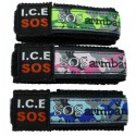 ICE SOS armband blauw camouflage small