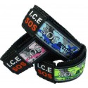 ICE SOS armband geel small